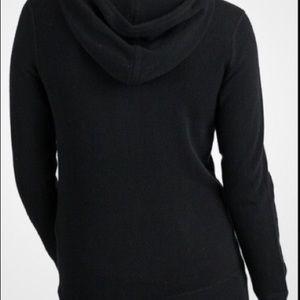 Lululemon Cashmere Hooded Pullover